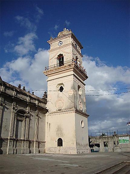 Iglesia La Merced: le clocher