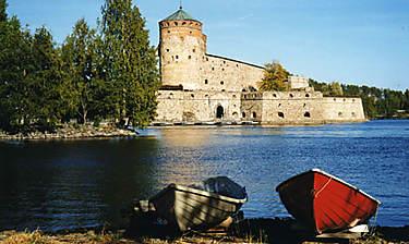 Olavinlinna (château d'Olav)
