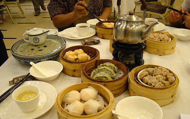 La cuisine cantonaise va droit… au cœur !