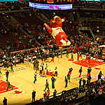 Chicago Bulls contre Boston Celtics