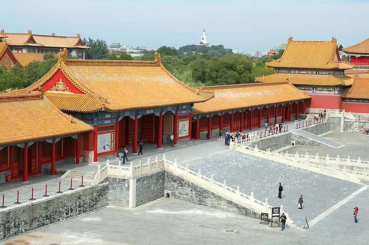 Pékin et la Cité Interdite (Chine)