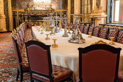 Le Louvre, grande salle à manger