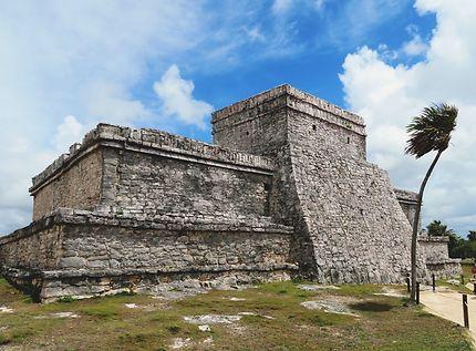 Ruines Maya à Tulum