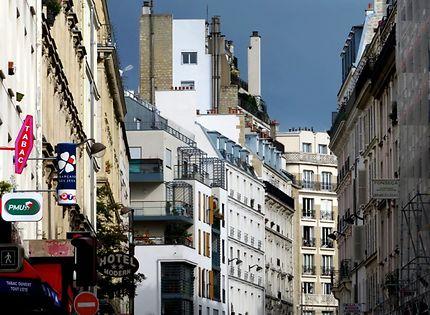 Rue du Chemin Vert