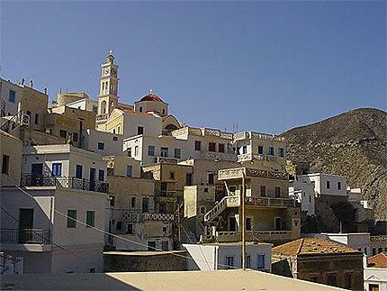 Village d'Olymbos