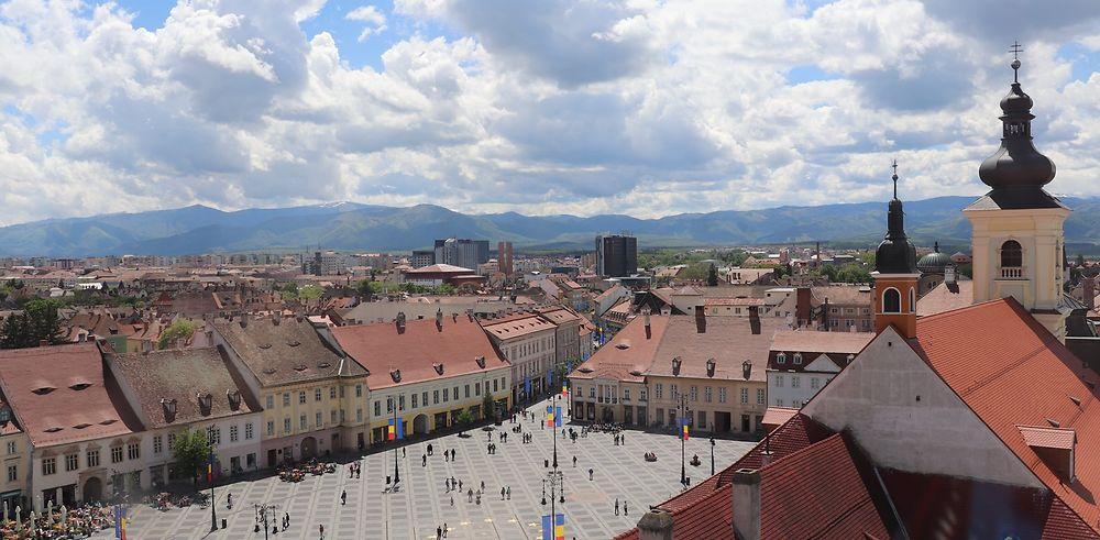Circuit sac à dos 8 jours mai 2019 Cluj-Napoca, Bucovine, Brasov, Sibiu, Sighisaora, Bucarest