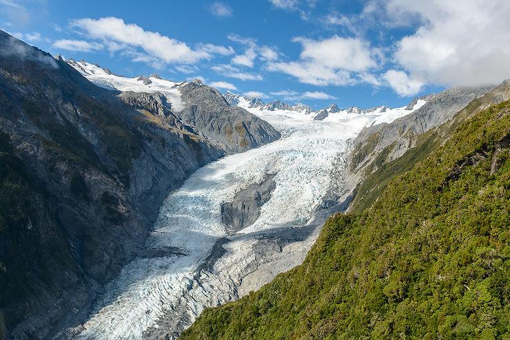 Glaciers Fox et Franz Josef