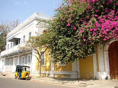 Que reste-t-il de la France à Pondichéry ?