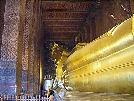 Wat Pho, Bouddha couché