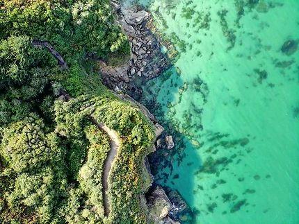 Les criques de Bretagne