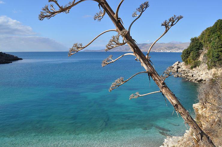 La mer en Albanie