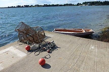En attendant la pêche