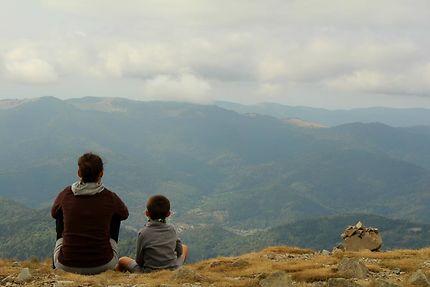 Le Grand Ballon (1424m), montagne vosgienne