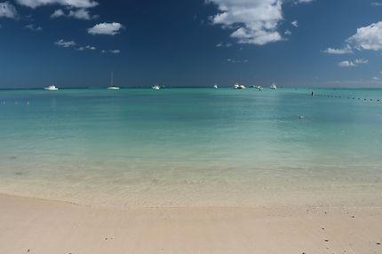 Le paradis, what else ?