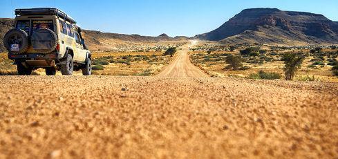 Sur les pistes d'Afrique australe - Patrick Galibert