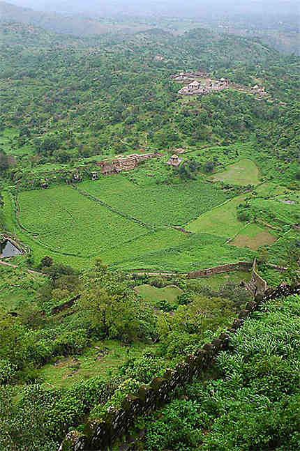 Environs de Kumbalgarh