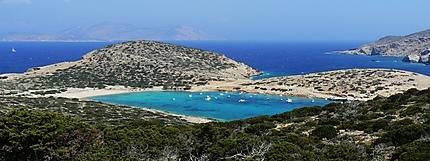 Nord d'Amorgos
