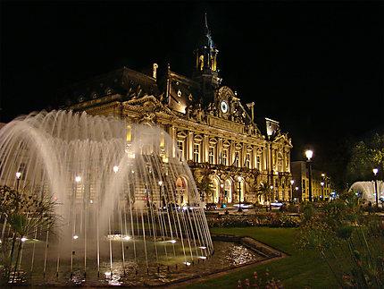 Fontaines de nuit