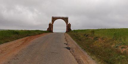 De Tafraoute à Mirleft, route du Maroc