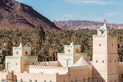Djanet - El-Mihan - La jolie mosquée