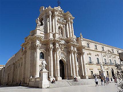 Cathédrale d'Ortygie - Syracuse