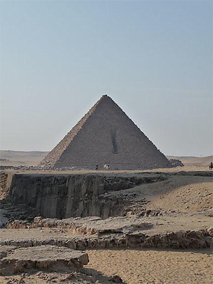 Pyramide de Mykérinos