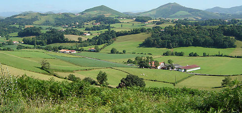 Balades et randonnées : Pays basque, Béarn - © N. Courdurié / CDT Béarn Pays basque