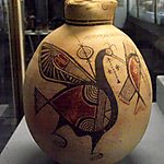 Poterie au musée archéologique