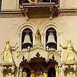 Horloge astronomique du campanile