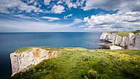 Étretat et Fécamp : la Normandie, côté falaises