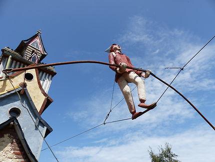 Un acrobate automate
