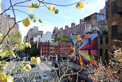 Graff à High Line