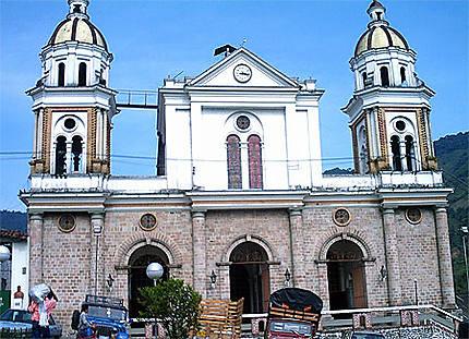 Eglise de Manzanares