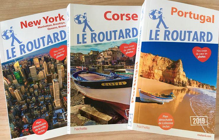 Palmarès - Le Routard n°1 en France avec 35 guides dans les 50 meilleures ventes !
