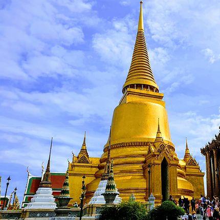Temple de la montagne d'or