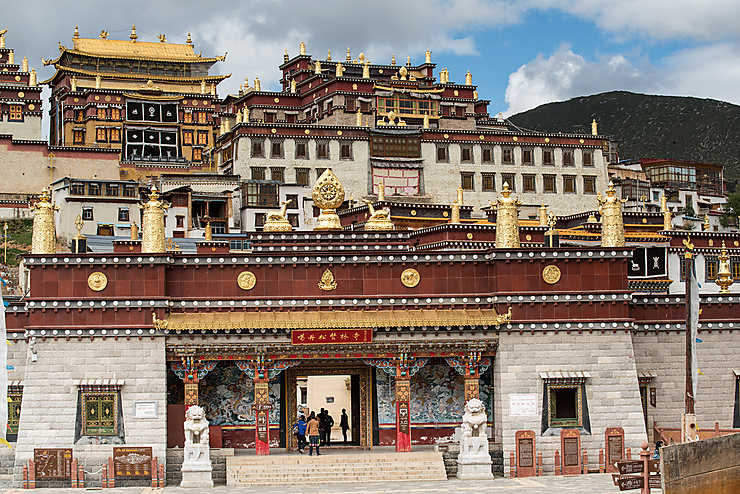 Shangri-La (Chine)