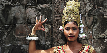 Découverte des splendeurs du Cambodge + vols