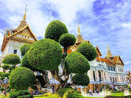 Sublime Grand Palais - Wat Phra