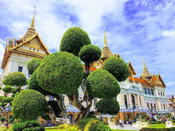 Wat Phra, Bangkok, Thaïlande