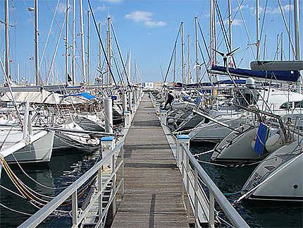 Port de Yasmine