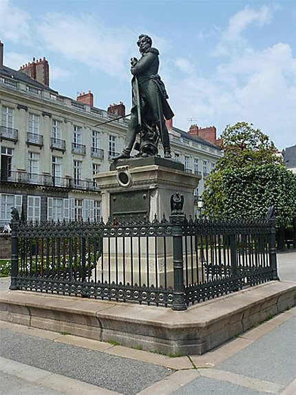 Statue de Cambronne