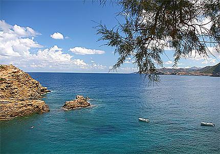 paysage de crete - Image
