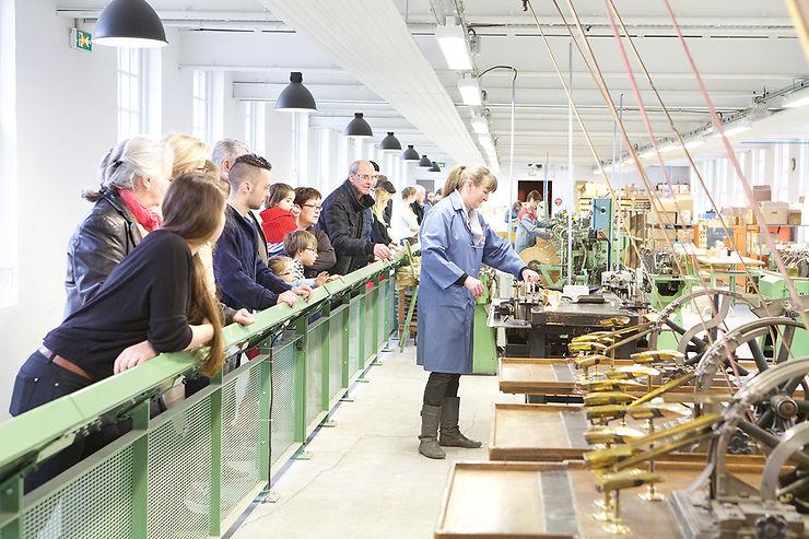 La manufacture Bohin, patrimoine industriel normand