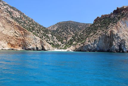 Blue Bay Milos