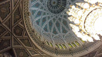 Mosquée du Sultan Quaboos