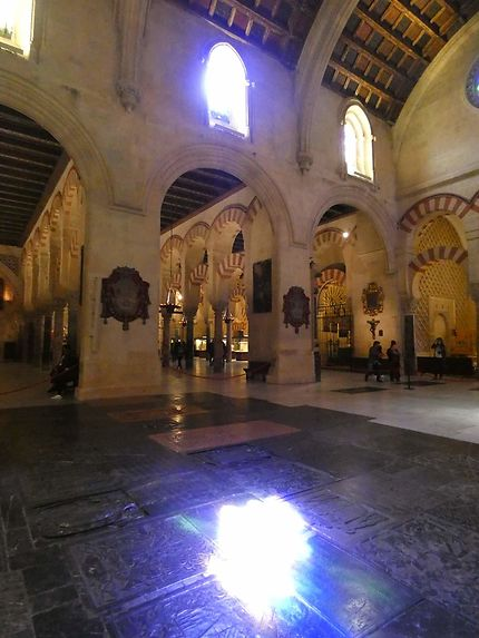 La Mezquita à Córdoba