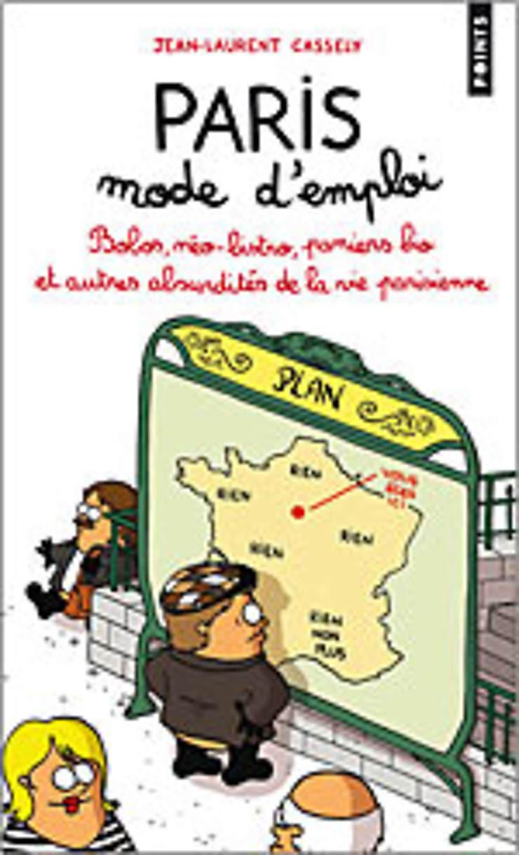 Paris, mode d'emploi