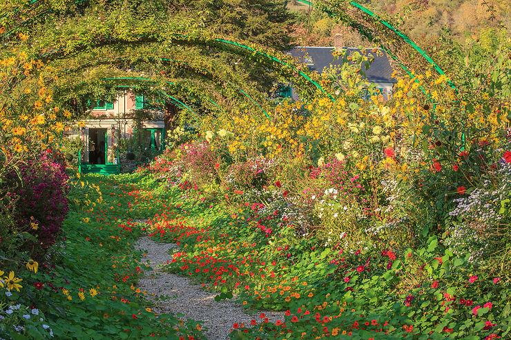 Giverny : les nymphéas dans les jardins de Monet et le musée des Impressionismes