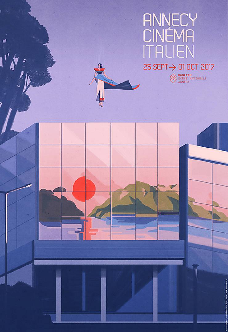 Festival du cinéma italien à Annecy