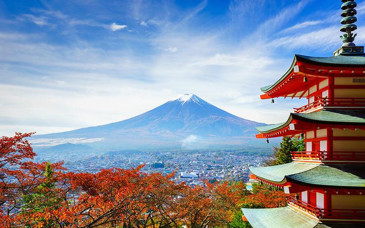 Le Japon par Fabrice Doumergue